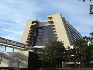 Monorail and Contemporary