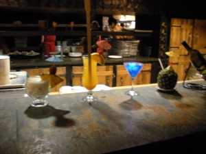 Polynesian Signature Drinks