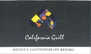 California Grill Logo
