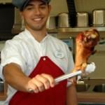 Snack series: Turkey Legs