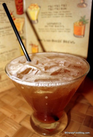 Kungaloosh Old Style from Trader Sam's in Disneyland