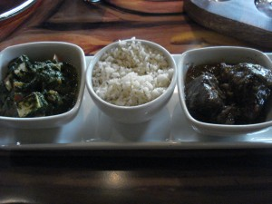Slow-Roast with Rice