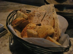 Jiko Bread Appetizer