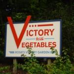 Rosie's Victory Garden