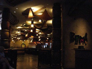 Animal Kingdom Lodge's Boma Restaurant