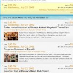 Reminder! Disney World Advanced Dining Reservations at 180 Days Starting Tuesday, 10/27