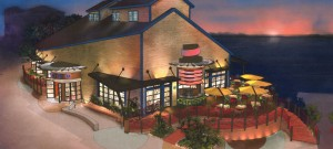 Paradiso 37 Concept Art (c)Disney
