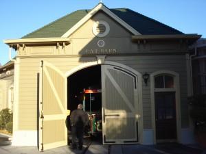 Car Barn on Mainstreet USA