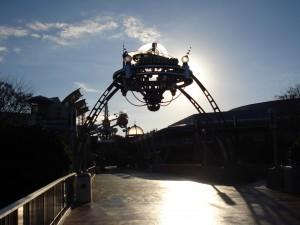 Empty Tomorrowland