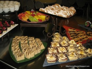 Wishes Dessert Party Buffet