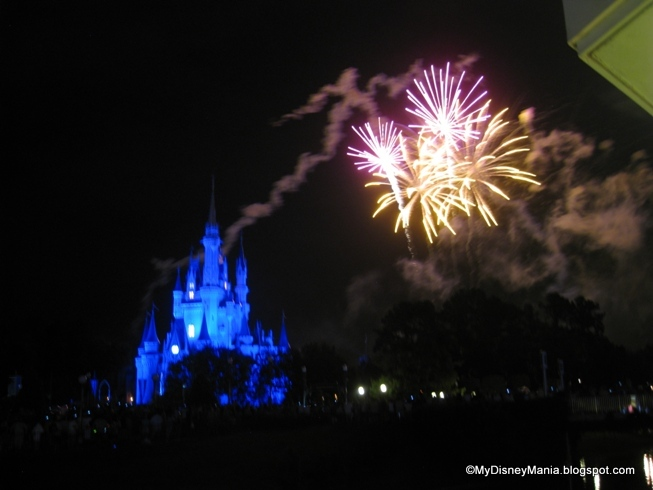 Wishes from Party Vantage Point