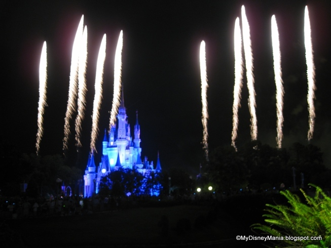 Wishes from the Party Vantage Point
