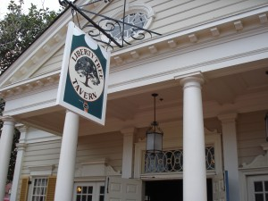 Liberty Tree Tavern Entrance