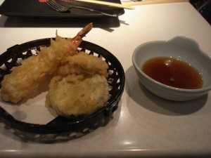 Tempura Selection with Dipping Sauce