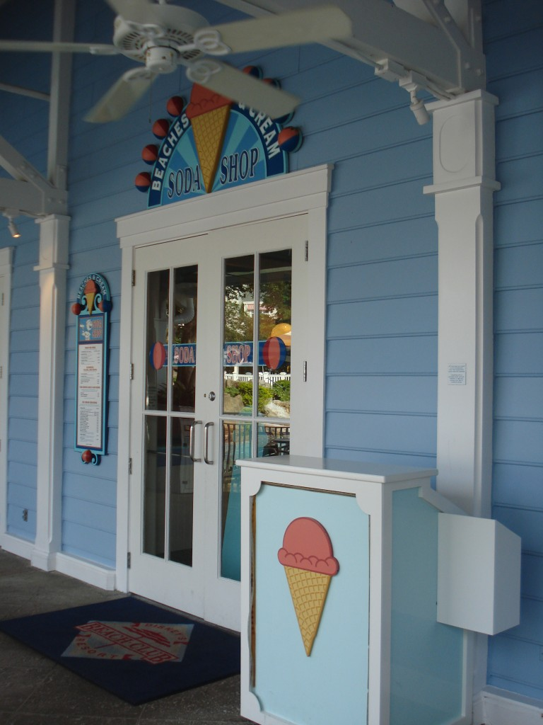 Beaches and Cream at Disney's Beach Club Resort