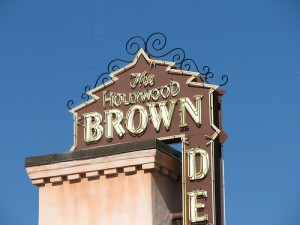 Disney's Hollywood Brown Derby Restaurant