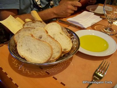 Bread and Oil