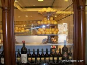 Tutto Italia Bread-Making Room