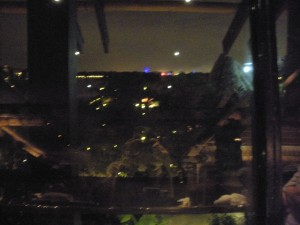 See that blue spot in the middle? That's the Castle from our 'Ohana table.