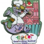 Annual Passholder Exclusive Food and Wine Festival Pin