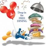 Free Dining in Disney World: Rumors!