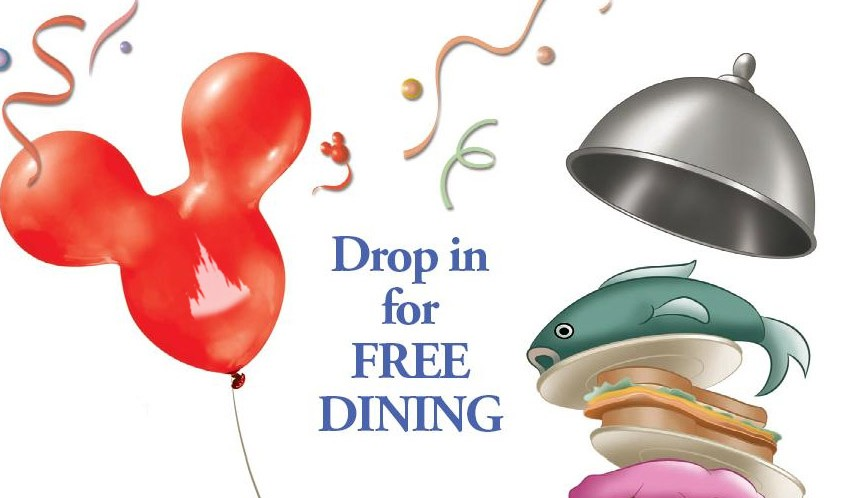 News 2020 Disney World Free Dining For Kids Package Now