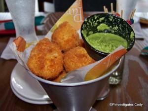 Macaroni and Cheese Balls