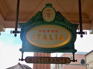 Tutto Italia Sign