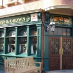 Menu Changes: Epcot's Rose & Crown Pub and Dining Room