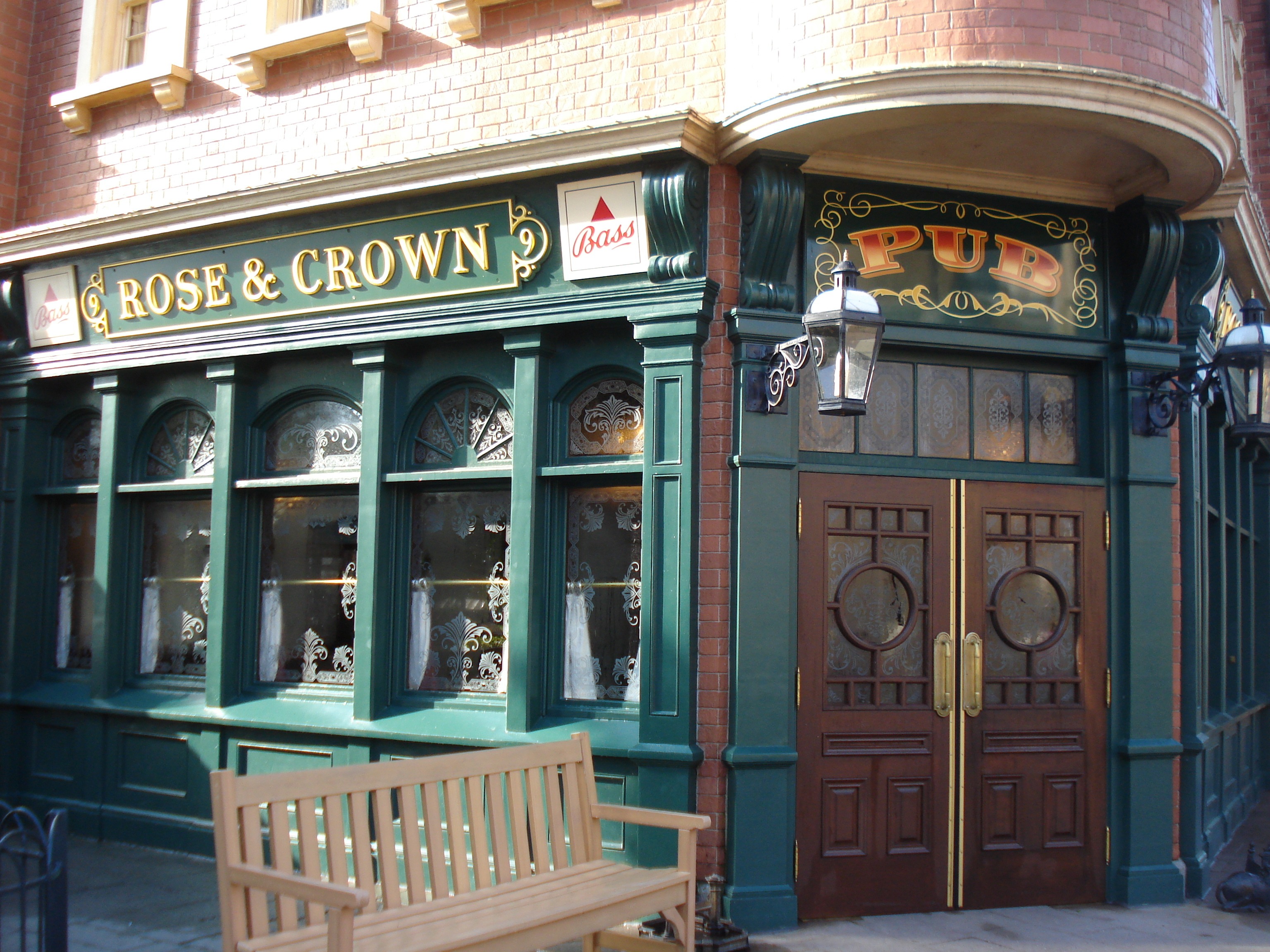 Exceptional Rose And Crown Pub And Dining Room Part 2