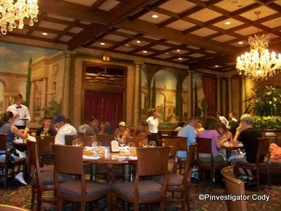 Tutto Italia Dining Room