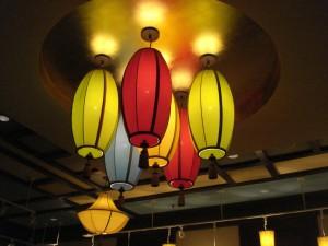 Renovated Light Fixtures
