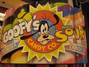 Goofy's Sour Candy Powder