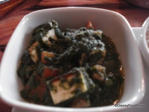 Sanaa Spinach and Paneer Cheese