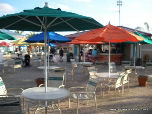 Wouldn't an outdoor covered pavilion be a great addition to this fantastic bar?