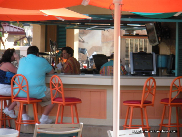 Banana Cabana Bartenders