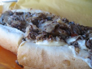 Now THAT'S a Cheesesteak