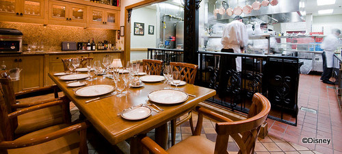 Victoria and Alberts Chefs Table