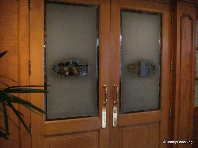 Victoria and Albert's Entrance