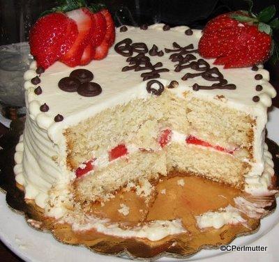 Boma, Disney's Animal Kingdom Lodge: Inside the cake!