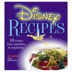 Disney Cookbooks