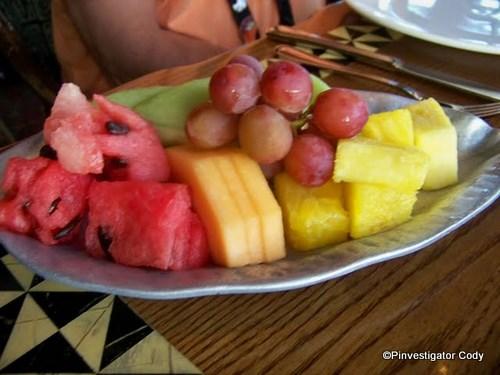 'Ohana Fruit Platter