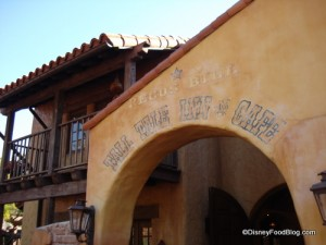 Pecos Bill Tall Tale Inn & Cafe: Magic Kingdom