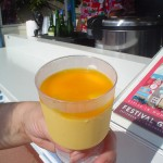 Recipe: Mango Mousse from Epcot Food and Wine Festival