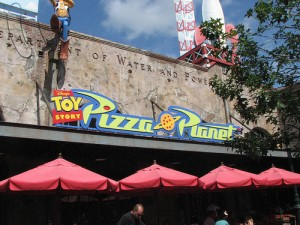 Toy Story Pizza Planet: Disney Hollywood Studios