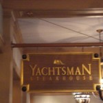 Spotlight: Yachtsman Steakhouse