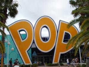 POP Century sign