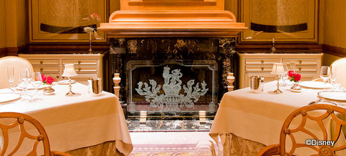 Victoria and Alberts Dining Room