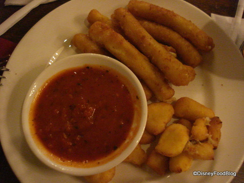 Liberty Tree Tavern Fried Cheese