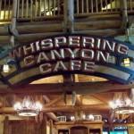 Breakfast on the Range: Whispering Canyon Cafe